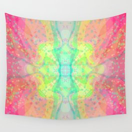 Wonder Wiggle Wall Tapestry