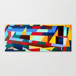 Vestido 01 Canvas Print