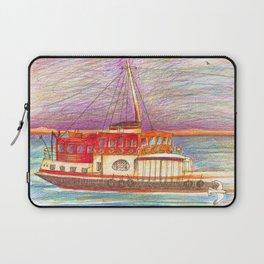 ferry boat Laptop Sleeve