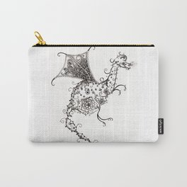 Garden Dragon Carry-All Pouch