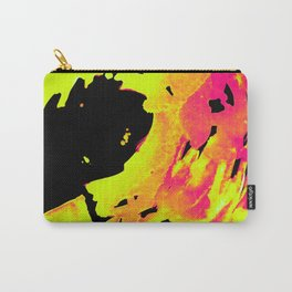 Solar Flare Wave Carry-All Pouch