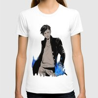 bane T-shirts featuring Magnus Bane by The Radioactive Peach
