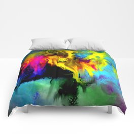 Trippin Comforters