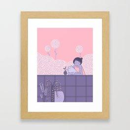 Your Florist's Tuesdays Framed Art Print