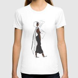 I'm Nia Royal T-shirt