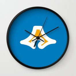 shizuoka region flag japan prefecture Wall Clock