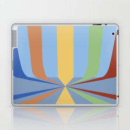 The Rainbow Room Laptop & iPad Skin