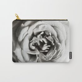 Classic Rose Tintype Carry-All Pouch