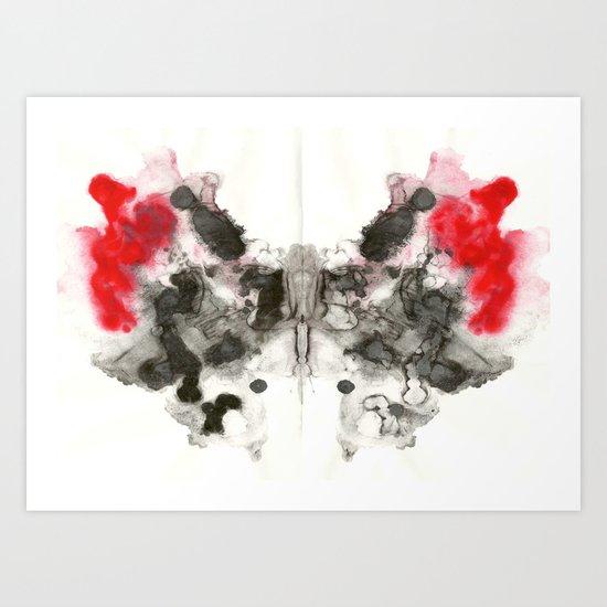 War Zone Art Print