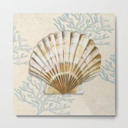 Ted Broome - Ocean Gift II Metal Print