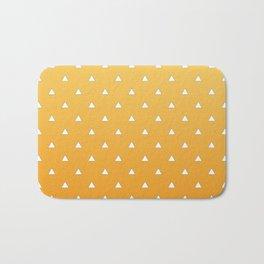 Zenitsu Pattern Bath Mat