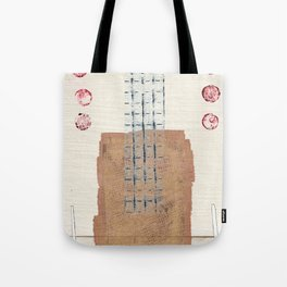 Undecided City Tote Bag