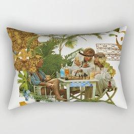 The Game Rectangular Pillow