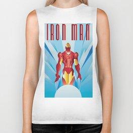 The Armored Avenger: Iron Man Biker Tank