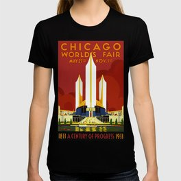 1933 Chicago World's Fair T-shirt