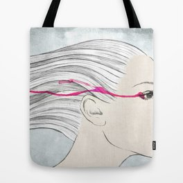 Tears 2 Tote Bag