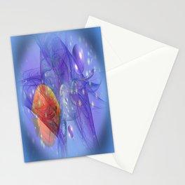 Fish world Stationery Cards