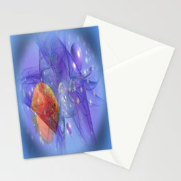 Fish world Stationery Cards