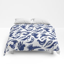 Feather tribe Comforters