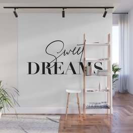 Sweet Dreams Wall Mural