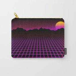 80s Vibes Carry-All Pouch