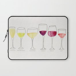 Wine Collection Laptop Sleeve