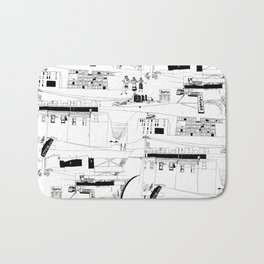 North Philadelphia Bath Mat