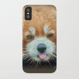 PANDA-RING TO ONE'S TASTE iPhone Case
