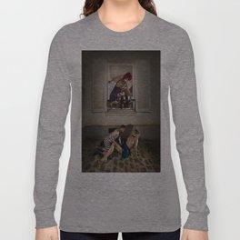 Un Chat dans la Fête Foraine (XIII) // A Cat in the Carnival (XIII) Long Sleeve T-shirt