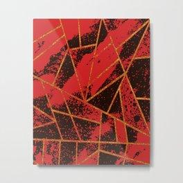 Abstract #942 Metal Print