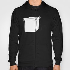 It's cold outside the box... Hoody