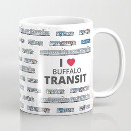 The Transit of Greater Buffalo Coffee Mug