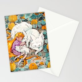 Jack and Lio Stationery Cards