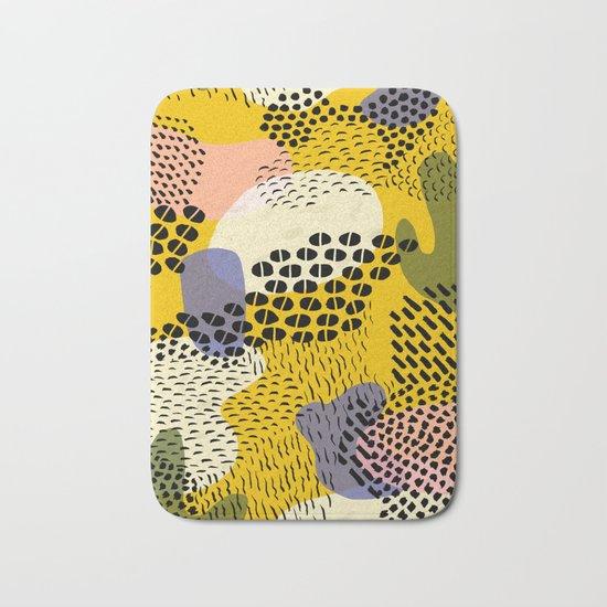 Piña Colada Bath Mat