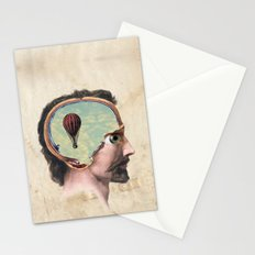 Voyage to the subconscious Stationery Cards