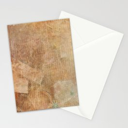 Antique Vintage Textured Background Stationery Cards