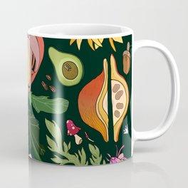 Magical flowers of Lamiak Coffee Mug
