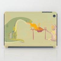 friendship iPad Cases featuring Friendship by Chiara Sgatti