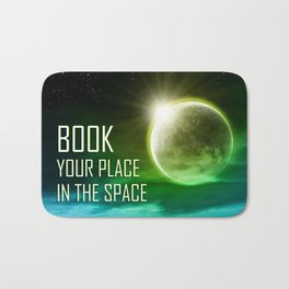 Book your place in the space Bath Mat