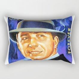 Carlos Gardel Rectangular Pillow