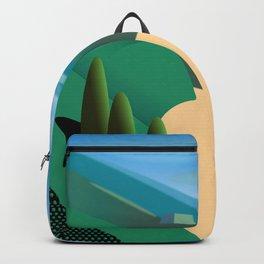 San Gregorio Beach Backpack