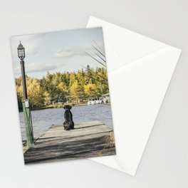 Charlie on the Pier Stationery Cards