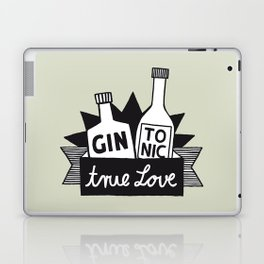 Gin Tonic True Love Laptop & iPad Skin