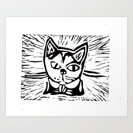 MILO Art Print