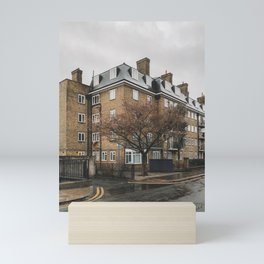 Early Spring in Shoreditch London Mini Art Print
