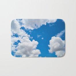 Clouds 3 Bath Mat