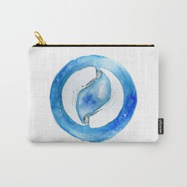 The circle of the whales Carry-All Pouch