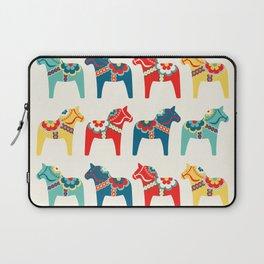 Swedish Horses Laptop Sleeve