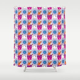 Happy Halloween! Shower Curtain