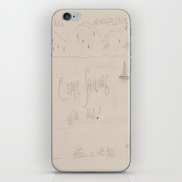 about iPhone Skin